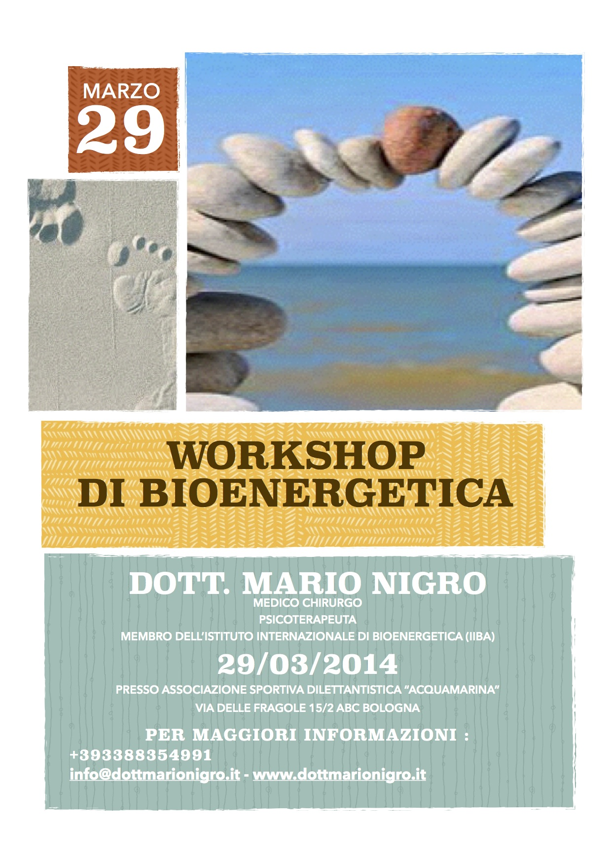 Workshop Marzo